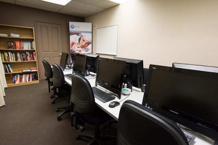 E-learning Centre 1