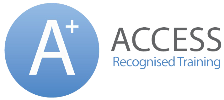 Access Recognised Training